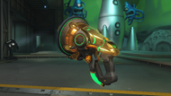 Lúcio ribbit golden sonicamplifier