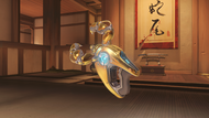 Symmetra vampire golden photonprojector