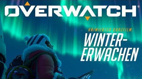 """Animierter Kurzfilm """"Wintererwachen"""" Overwatch (DE)"""