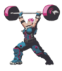 Zarya Spray - Lift