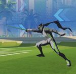 Genji Spray - Fencing - Olympics