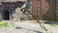 Reinhardt paragon rockethammer