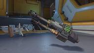 Wrecking Ball smoke quad cannon