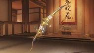 Hanzo azuki golden stormbow