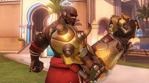 Overwatch Doomfist highlight intro - Heroic
