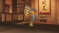 DVa junebug golden lightgun