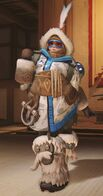 Mei Yeti Hunter