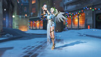 Mercy Toast Victory Pose