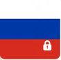 Russia Olympics Flag