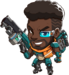 Spray Baptiste Cute
