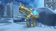 Mei luna golden endothermicblaster