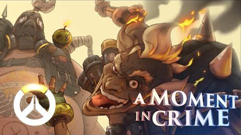 "A Moment in Crime Special Report ""The Junkers"" Overwatch (EU)"