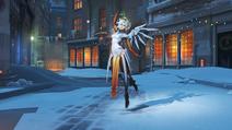 Mercy Winterwunderland Mistelzweig