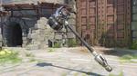 Reinhardt classic rockethammer