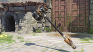 Reinhardt copper rockethammer
