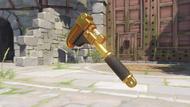 Torbjörn ironclad golden forgehammer