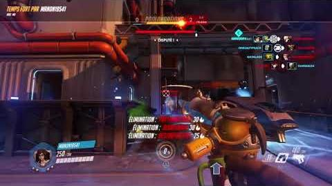 ATTACK with bastion tank