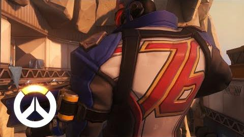 Introducing Soldier 76 Overwatch
