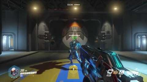 Soldier 76 Ability - Biotic Field