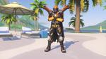 Reaper summergames biker