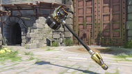 Reinhardt brass rockethammer