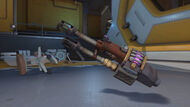 Wrecking Ball wooden quad cannon