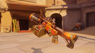 Junkrat rusted fraglauncher