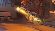 Winston wukong golden teslacannon