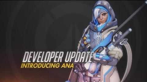 Developer Update Introducing Ana Overwatch