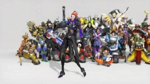 Overwatch Moira Dance-0
