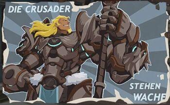 Crusaders Poster