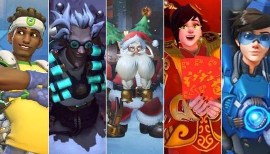 Seasonal Event Overwatch Wiki Fandom Powered By Wikia