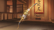Hanzo demon golden stormbow