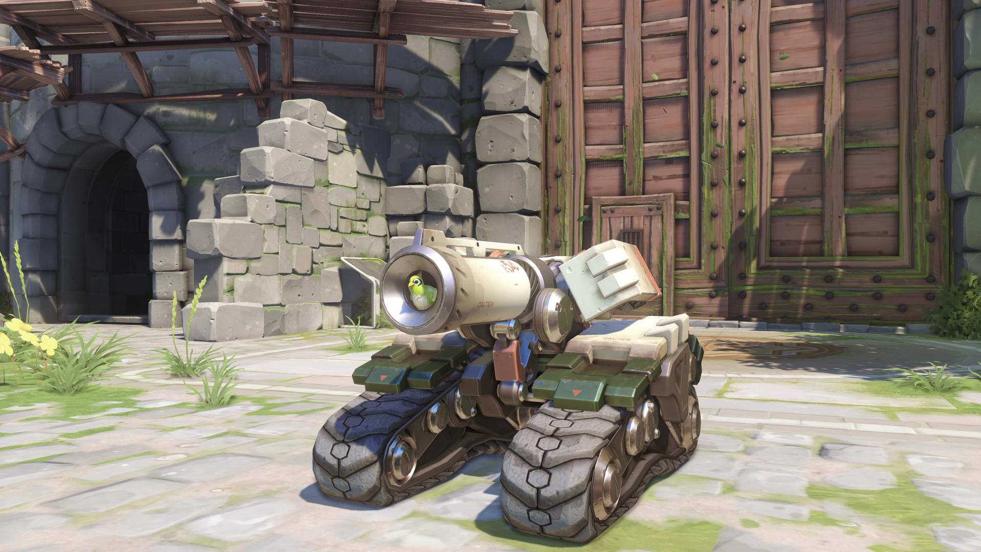 Image result for overwatch bastion tank
