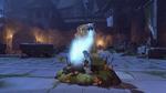 Mei halloweenterror victorypose rip