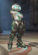 Lucio spacefrog