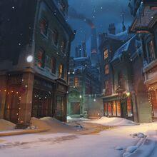 Winter Wonderland Overwatch Wiki Fandom