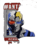 Soldier 76 Spray - Wanted
