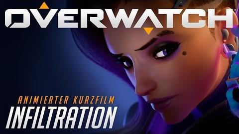 "Animierter Kurzfilm ""Infiltration"" Overwatch (DE)"