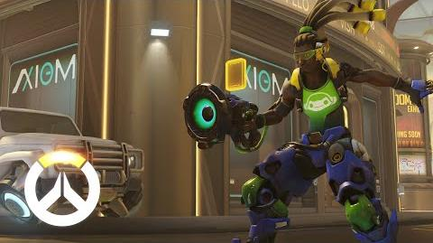 Introducing Lúcio Overwatch