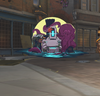 Spray Bastion Sunken