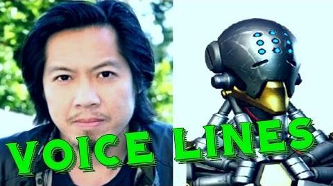 Zenyatta All Voice Lines Overwatch Voice Actors Overwatch Characters - lines Cast Behind The Voices