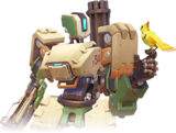 Bastion portrait
