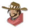 McCree Spray - Outlaw