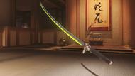 Genji azurite dragonblade