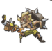 Junkrat Spray - Pixel