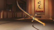 Genji nomad golden dragonblade