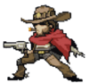 McCree Spray - Pixel