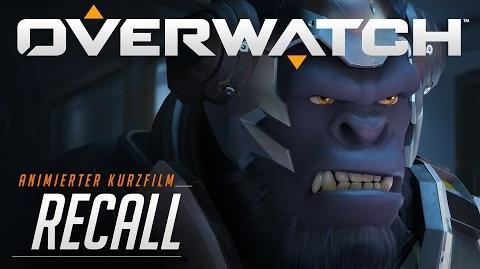"""Animierter Kurzfilm """"RECALL"""" Overwatch (DE)"""