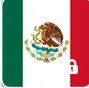 Mexico Olympics Flag